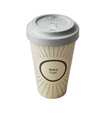 Coffee2Go Becher WakeCup